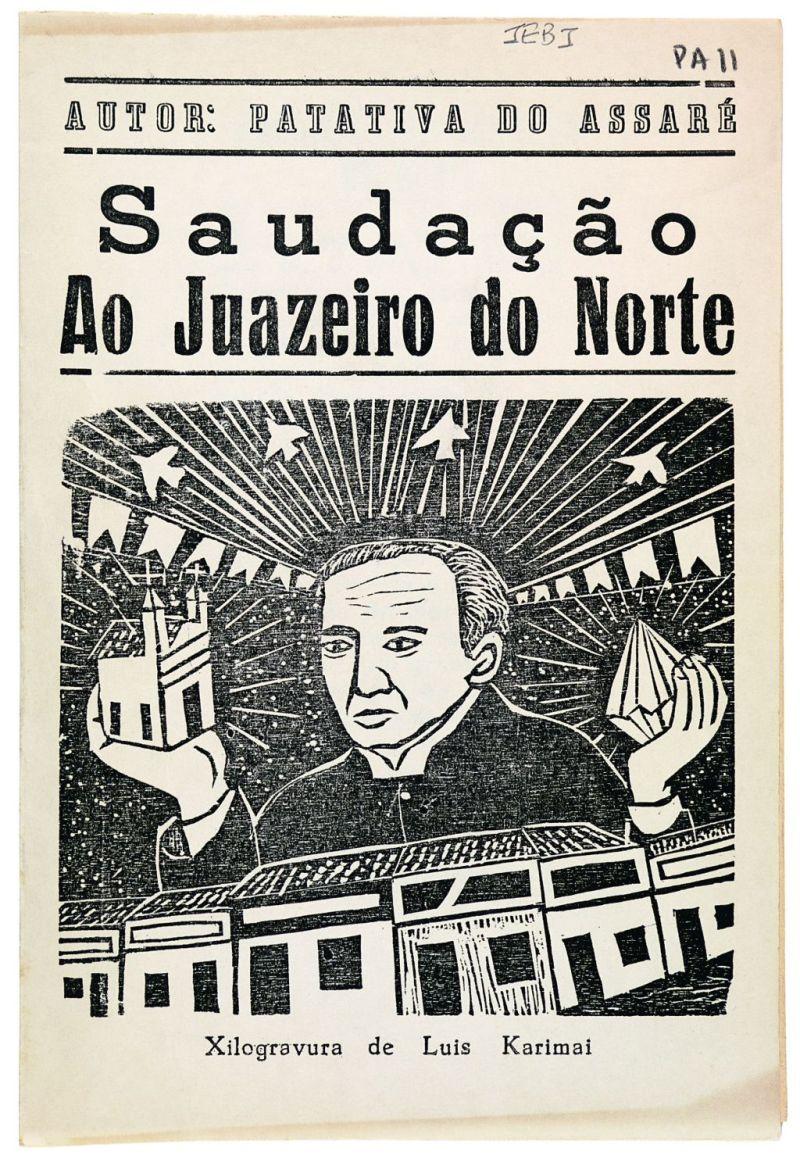 LITERATURA DE CORDEL: Discussão no IPHAN pelo tombamento dos acervos de folhetos no Brasil como patrimônio imaterial.